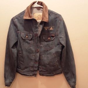 STS Ranchwear denim jacket